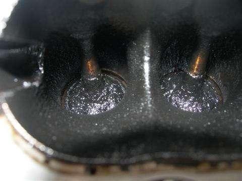 Carbon Build up on intake valves