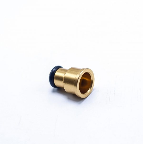 14mm Fuel Injector Adapter Hats w/ Filters Short NGI-2 to EV14 48mm 2