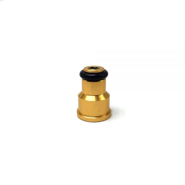 14mm Fuel Injector Adapter Hats w/ Filters Short NGI-2 to EV14 48mm 1